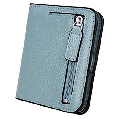 7a3252998c4c Qoo10 - YALUXE Womens RFID Blocking Leather Large Clutch Wallet For ...