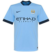 COUPON · [NIKE] 611056-489 - 2014/15 Manchester City FC Stadium Youth Jersey