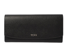Tumi purse TUMI wallet / ENVELOPE SINCLAIR SLG 043312D black unused [pre-owned]
