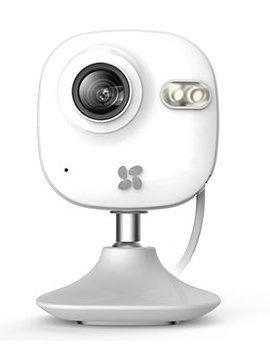 Hot fluorite C2mini 100 million pixels 720P infrared camera wireless network wifi smart home monitoring