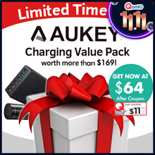 Aukey Traveller's box Special