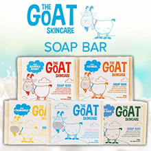 1+1 FRESH AND NEW! 🇦🇺  GOAT SKINCARE SOAP - Relieve skin from dryness itchiness/irritation/Eczema