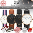 ★Authenticity Guaranteed★ Shocking Deal of The Day★ Daniel Wellington Nato and Leather Strap Watches! For Men and Women