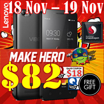 Lenovo Vibe C A2020 |1 year local warranty|Free Gift back cover