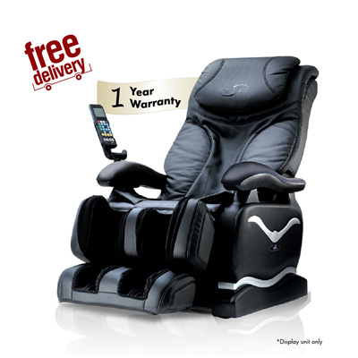 Qoo10 Malaysia Day SALE GINTELL G Pro Advance Massage Chair Bedding Am