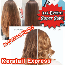 ★ Keratin  Express 1+1★/Damage Hair Fixer/Hair Clinic/ Keratin/ Keratin  Express Hair Clinic 50ml