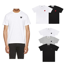 Comte Garr Short Sleeve Polo Shirt Red / Black Heart Male