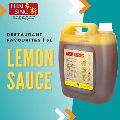 Lemon Sauce - 5L