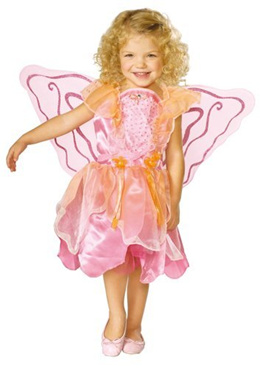 Pink Pixie Kids Costume Girls 120-140 cm 882430 M