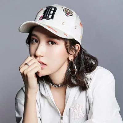 9a1f8ff7f8f79 Unisex Korea Fashion cap MLB Baseball cap  embroidered  NY Hong Kong  exclusive goods