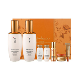 [Sulwhasoo] Concentrated Ginseng Renewing  Skincare Set