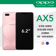 [Official Store][Free Gift] OPPO AX5 Smartphone / 2 Years Warranty / Free Shipping