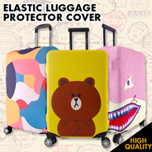 High Quality Elastic Luggage Protector Cover [FAST DELIVERY]