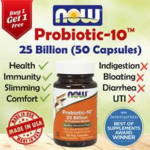 BUY 1 GET 1 FREE PROBIOTICS  ★PROBIOTIC-10™ ★OralBiotic™ ★ Kids BerryDophilus™