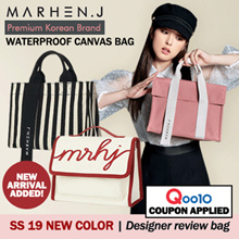Free Delivery_[MARHENJ]  waterproof Canvas Bag - 100% Authentic Shipping from Kore