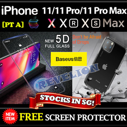 ★BASEUS★FREE Screen Protector!!!★Apple iPhone 11 Pro Max / XR XS XS MAX Case Tempered Glass [SG]