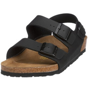 1374e8495a4  Direct from Germany  Classic Birkenstock Milano Birko-Flor unisex adult  ankle strap sandals