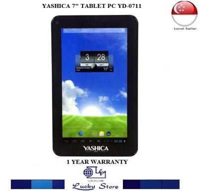 Qoo10 - Yashica Tablet : Mobile Devices