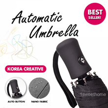 ★★Fully Automatic Magic Umbrella★★ Mini Umbrella / Reverse Umbrella/ New umbrella/ 2017 Best Seller