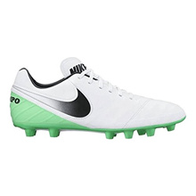 NIKE T Enpositive V HG-E (White / Black / Electro Green) 819221-103