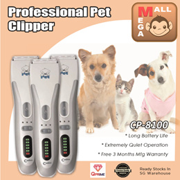 Professional Codos Cp8000 Pet Trimmer Add One Spare Knifr Sharp Edge Source · MEGA MALL INSTOCK PROFESSIONAL PET HAIR CLIPPER