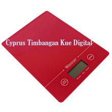 Cyprus Timbangan Dapur / Kue Digital 5 Kg