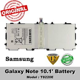 Original Samsung Galaxy Note 10.1 SM-P605 SM-T520 SM-T525 Battery Model T8220E Battery 1 Year Warranty