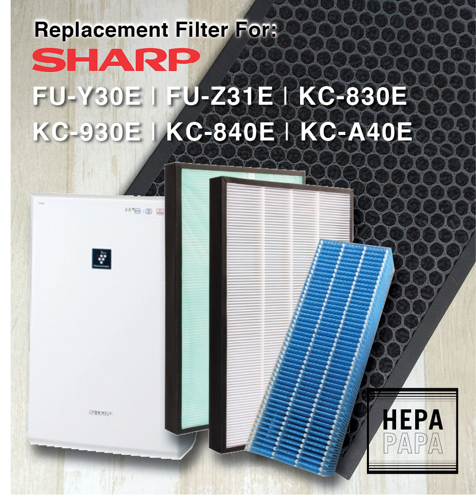 Qoo10 Replacement Filter Small Appliances Hitachi Air Purifier Ep A3000 W Actual Size