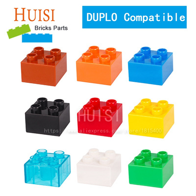 Qoo10 Kids Diy Toys Bricks Parts 1x2 Bevel Large Building Blocks