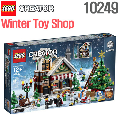 Qoo10 Super Sale Lego Creator Expert Winter Toy Shop 10249