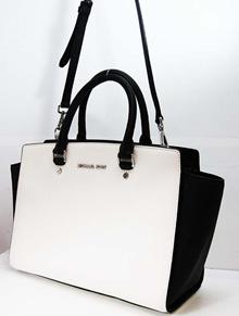 Michael Kors Selma Handbag *Authentic leather *80%OFF