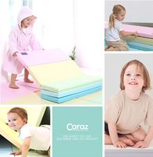 Caraz Playmat / Baby Folder Mat / Baby Playmat / Various Design /  Korea