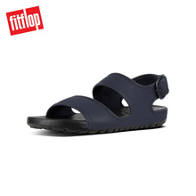 Fitflop™ Lido Back-Strap Men Sandal Neoprene M.Night Navy