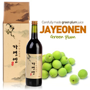 Green Plum JAYEONEN/Juice/aroma/healthy juice/carefully made fruit juice /seasoning / b2c_101