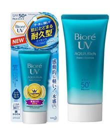 Biore Aquaric Essence Sunk 50g