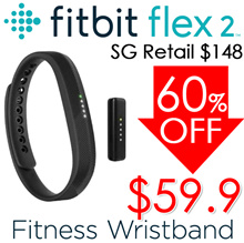 [Fitbit] 100% Authentic Flex2 Wireless Activity Tracker / Fitness Wristband / Flex2 Band / GYM