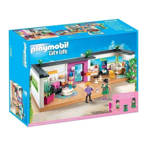 Playmobil City Life 5586 Bungalow Toys Qoo10