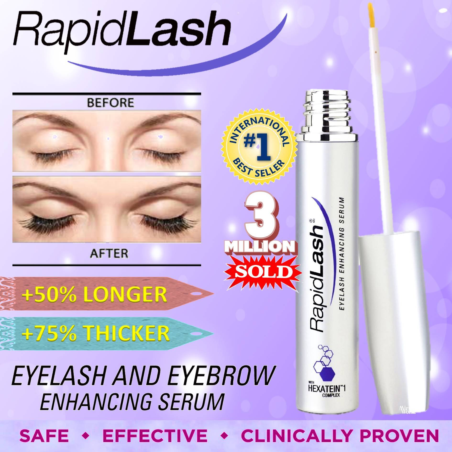 b8cab580989 Qoo10 - RapidLash : Cosmetics