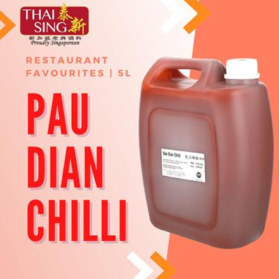 Pau Dian Chilli - 5L