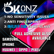 ★Promotion Weekend★Premium Asahi 3D Tempered Glass★Voted The Best★No Sensitivity Issue★All Glue Type