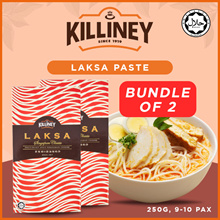Killiney Laksa Paste Mini Bundle