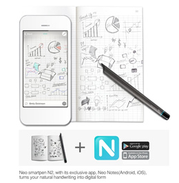 [Neo Smart pen] Neo Smart Pen N2/Neo smartpen N2 for IOS and Android Smartphones and Tablets