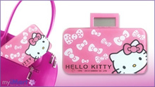 Hello Kitty Mini Electronic Weight Scale / timbangan badan digital