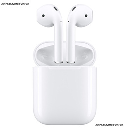 Apple Airpods Wireless Bluetooth In-Ear Headset New