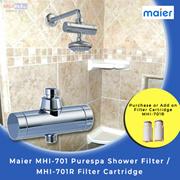 【MAIER】MHI-701 Purespa Shower Filter / MHI-701R Purespa Shower Filter Cartridge