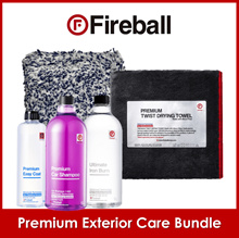 FIREBALL PREMIUM EXTERIOR CARE BUNDLE