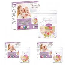 3 boxes *Sale* Autumnz Breastmilk storage bags / Breast milk storage bags *Double Zip lock