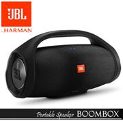 JBL Portable Bluetooth Speaker Boombox (Black)