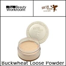 KOREA - Ready Stock in SG ★ Skinfood Buckwheat Loose Powder - No more pores!★ 100% Authentic
