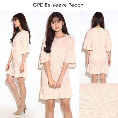 GPD Bellsleeve Peach